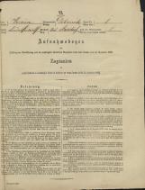 Popis prebivalstva 31. 12. 1869<br />Občina Dobrnič<br />Dolenje Kamenje pri Dobrniču 1<br />Population census 31 December 1869<br />Municipality Dobrnič