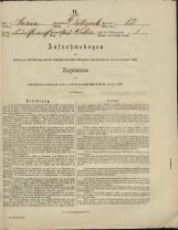 Popis prebivalstva 31. 12. 1869<br />Občina Dobrnič<br />Dolenje Selce 12<br />Population census 31 December 1869<br />Municipality Dobrnič