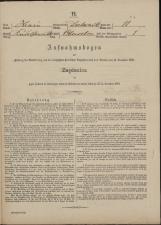 Popis prebivalstva 31. 12. 1869<br />Občina Dobrnič<br />Gorenje Selce 11<br />Population census 31 December 1869<br />Municipality Dobrnič