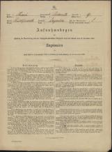 Popis prebivalstva 31. 12. 1869<br />Občina Dobrnič<br />Zagorica pri Dobrniču 9<br />Population census 31 December 1869<br />Municipality Dobrnič