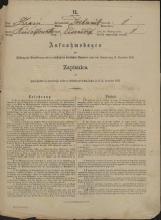 Popis prebivalstva 31. 12. 1869<br />Občina Dobrnič<br />Železno 1<br />Population census 31 December 1869<br />Municipality Dobrnič