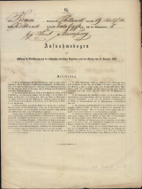 Popis prebivalstva 31. 12. 1869<br />Občina Kočevske Poljane<br />Frata 19<br />Population census 31 December 1869<br />Municipality Kočevske Poljane