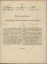 Popis prebivalstva 31. 12. 1869<br />Občina Kočevske Poljane<br />Kočevske poljane 36<br />Population census 31 December 1869<br />Municipality Kočevske Poljane