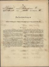 Popis prebivalstva 31. 12. 1869<br />Občina Kočevske Poljane<br />Kočevske poljane 6<br />Population census 31 December 1869<br />Municipality Kočevske Poljane