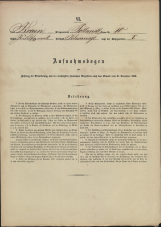 Popis prebivalstva 31. 12. 1869<br />Občina Kočevske Poljane<br />Mali Rigelj 10<br />Population census 31 December 1869<br />Municipality Kočevske Poljane