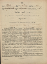Popis prebivalstva 31. 12. 1869<br />Občina Mirna<br />Brezovica pri Mirni 12<br />Population census 31 December 1869<br />Municipality Mirna