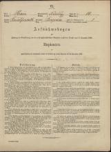 Popis prebivalstva 31. 12. 1869<br />Občina Mirna<br />Brezovica pri Mirni 14<br />Population census 31 December 1869<br />Municipality Mirna