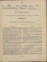 Popis prebivalstva 31. 12. 1869<br />Občina Mirna<br />Brezovica pri Mirni 4<br />Population census 31 December 1869<br />Municipality Mirna
