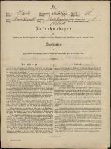 Popis prebivalstva 31. 12. 1869<br />Občina Mirna<br />Selska Gora 21<br />Population census 31 December 1869<br />Municipality Mirna