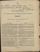 Popis prebivalstva 31. 12. 1869<br />Občina Mirna<br />Gomila 2<br />Population census 31 December 1869<br />Municipality Mirna
