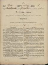 Popis prebivalstva 31. 12. 1869<br />Občina Mirna<br />Gomila 8<br />Population census 31 December 1869<br />Municipality Mirna