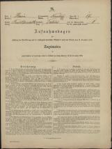Popis prebivalstva 31. 12. 1869<br />Občina Mirna<br />Trbinc 17<br />Population census 31 December 1869<br />Municipality Mirna