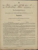 Popis prebivalstva 31. 12. 1869<br />Občina Mirna<br />Trbinc 2<br />Population census 31 December 1869<br />Municipality Mirna