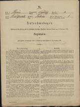 Popis prebivalstva 31. 12. 1869<br />Občina Mirna<br />Trbinc 3<br />Population census 31 December 1869<br />Municipality Mirna