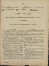 Popis prebivalstva 31. 12. 1869<br />Občina Mirna<br />Trbinc 4<br />Population census 31 December 1869<br />Municipality Mirna