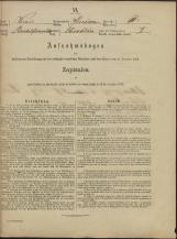 Popis prebivalstva 31. 12. 1869<br />Občina Prečna<br />Bršljin 11<br />Population census 31 December 1869<br />Municipality Prečna
