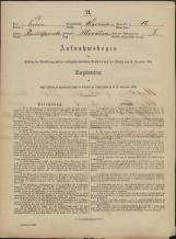 Popis prebivalstva 31. 12. 1869<br />Občina Prečna<br />Bršljin 12<br />Population census 31 December 1869<br />Municipality Prečna