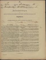 Popis prebivalstva 31. 12. 1869<br />Občina Prečna<br />Bršljin 25<br />Population census 31 December 1869<br />Municipality Prečna