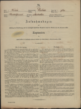 Popis prebivalstva 31. 12. 1869<br />Občina Prečna<br />Muhaber 0<br />Population census 31 December 1869<br />Municipality Prečna