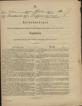 Popis prebivalstva 31. 12. 1869<br />Občina Prečna<br />Podgora 10<br />Population census 31 December 1869<br />Municipality Prečna