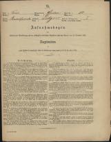 Popis prebivalstva 31. 12. 1869<br />Občina Prečna<br />Podgora 12<br />Population census 31 December 1869<br />Municipality Prečna