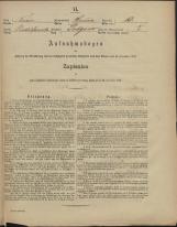 Popis prebivalstva 31. 12. 1869<br />Občina Prečna<br />Podgora 13<br />Population census 31 December 1869<br />Municipality Prečna