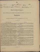 Popis prebivalstva 31. 12. 1869<br />Občina Prečna<br />Podgora 20<br />Population census 31 December 1869<br />Municipality Prečna