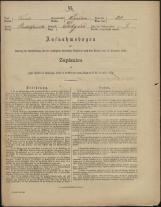 Popis prebivalstva 31. 12. 1869<br />Občina Prečna<br />Podgora 21<br />Population census 31 December 1869<br />Municipality Prečna