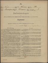 Popis prebivalstva 31. 12. 1869<br />Občina Prečna<br />Podgora 23<br />Population census 31 December 1869<br />Municipality Prečna