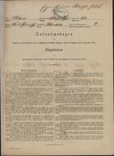 Popis prebivalstva 31. 12. 1869<br />Občina Šmihel-Stopiče<br />Kandija 23<br />Population census 31 December 1869<br />Municipality Šmihel-Stopiče