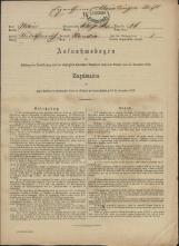 Popis prebivalstva 31. 12. 1869<br />Občina Šmihel-Stopiče<br />Kandija 26<br />Population census 31 December 1869<br />Municipality Šmihel-Stopiče