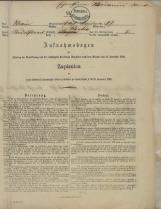 Popis prebivalstva 31. 12. 1869<br />Občina Šmihel-Stopiče<br />Kandija 27<br />Population census 31 December 1869<br />Municipality Šmihel-Stopiče