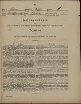 Popis prebivalstva 31. 12. 1869<br />Občina Trebnje<br />Breg in Grm 6<br />Population census 31 December 1869<br />Municipality Trebnje