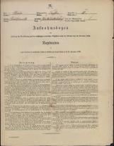 Popis prebivalstva 31. 12. 1869<br />Občina Trebnje<br />Dolenja Nemška vas 11<br />Population census 31 December 1869<br />Municipality Trebnje