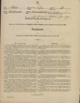 Popis prebivalstva 31. 12. 1869<br />Občina Trebnje<br />Dolenja Nemška vas 12<br />Population census 31 December 1869<br />Municipality Trebnje