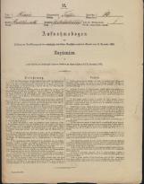 Popis prebivalstva 31. 12. 1869<br />Občina Trebnje<br />Dolenja Nemška vas 14<br />Population census 31 December 1869<br />Municipality Trebnje