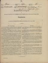 Popis prebivalstva 31. 12. 1869<br />Občina Trebnje<br />Dolenja Nemška vas 15<br />Population census 31 December 1869<br />Municipality Trebnje