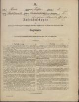 Popis prebivalstva 31. 12. 1869<br />Občina Trebnje<br />Dolenja Nemška vas 2<br />Population census 31 December 1869<br />Municipality Trebnje