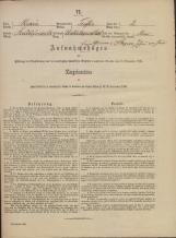 Popis prebivalstva 31. 12. 1869<br />Občina Trebnje<br />Dolenje Medvedje Selo 2<br />Population census 31 December 1869<br />Municipality Trebnje