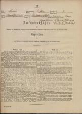 Popis prebivalstva 31. 12. 1869<br />Občina Trebnje<br />Dolenje Medvedje Selo 3<br />Population census 31 December 1869<br />Municipality Trebnje
