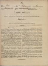 Popis prebivalstva 31. 12. 1869<br />Občina Trebnje<br />Dolenje Medvedje Selo 4<br />Population census 31 December 1869<br />Municipality Trebnje