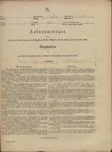 Popis prebivalstva 31. 12. 1869<br />Občina Trebnje<br />Trebnje 11<br />Population census 31 December 1869<br />Municipality Trebnje