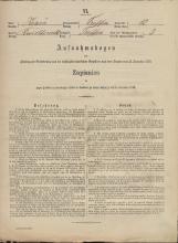 Popis prebivalstva 31. 12. 1869<br />Občina Trebnje<br />Trebnje 12<br />Population census 31 December 1869<br />Municipality Trebnje