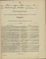Popis prebivalstva 31. 12. 1869<br />Občina Trebnje<br />Vrhtrebnje 10<br />Population census 31 December 1869<br />Municipality Trebnje