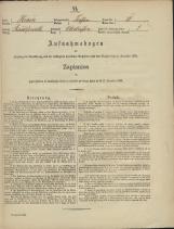 Popis prebivalstva 31. 12. 1869<br />Občina Trebnje<br />Vrhtrebnje 11<br />Population census 31 December 1869<br />Municipality Trebnje