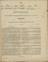 Popis prebivalstva 31. 12. 1869<br />Občina Trebnje<br />Vrhtrebnje 16<br />Population census 31 December 1869<br />Municipality Trebnje