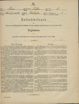 Popis prebivalstva 31. 12. 1869<br />Občina Trebnje<br />Vrhtrebnje 5<br />Population census 31 December 1869<br />Municipality Trebnje