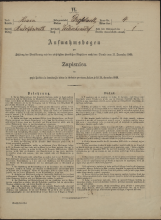 Popis prebivalstva 31. 12. 1869<br />Občina Velika Loka<br />Belšinja vas 4<br />Population census 31 December 1869<br />Municipality Velika Loka