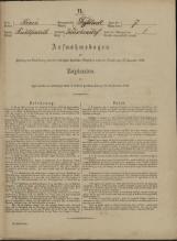 Popis prebivalstva 31. 12. 1869<br />Občina Velika Loka<br />Belšinja vas 7<br />Population census 31 December 1869<br />Municipality Velika Loka