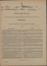 Popis prebivalstva 31. 12. 1869<br />Občina Velika Loka<br />Breza 3<br />Population census 31 December 1869<br />Municipality Velika Loka